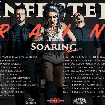 Infected Rain tour