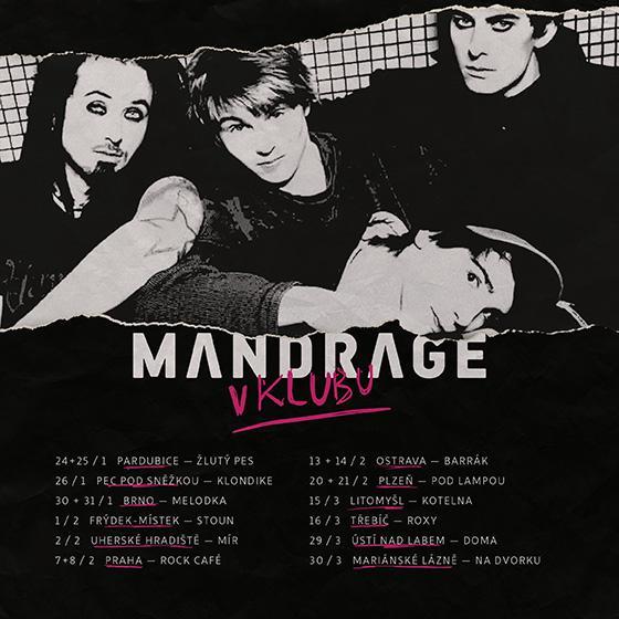 Mandrage tour